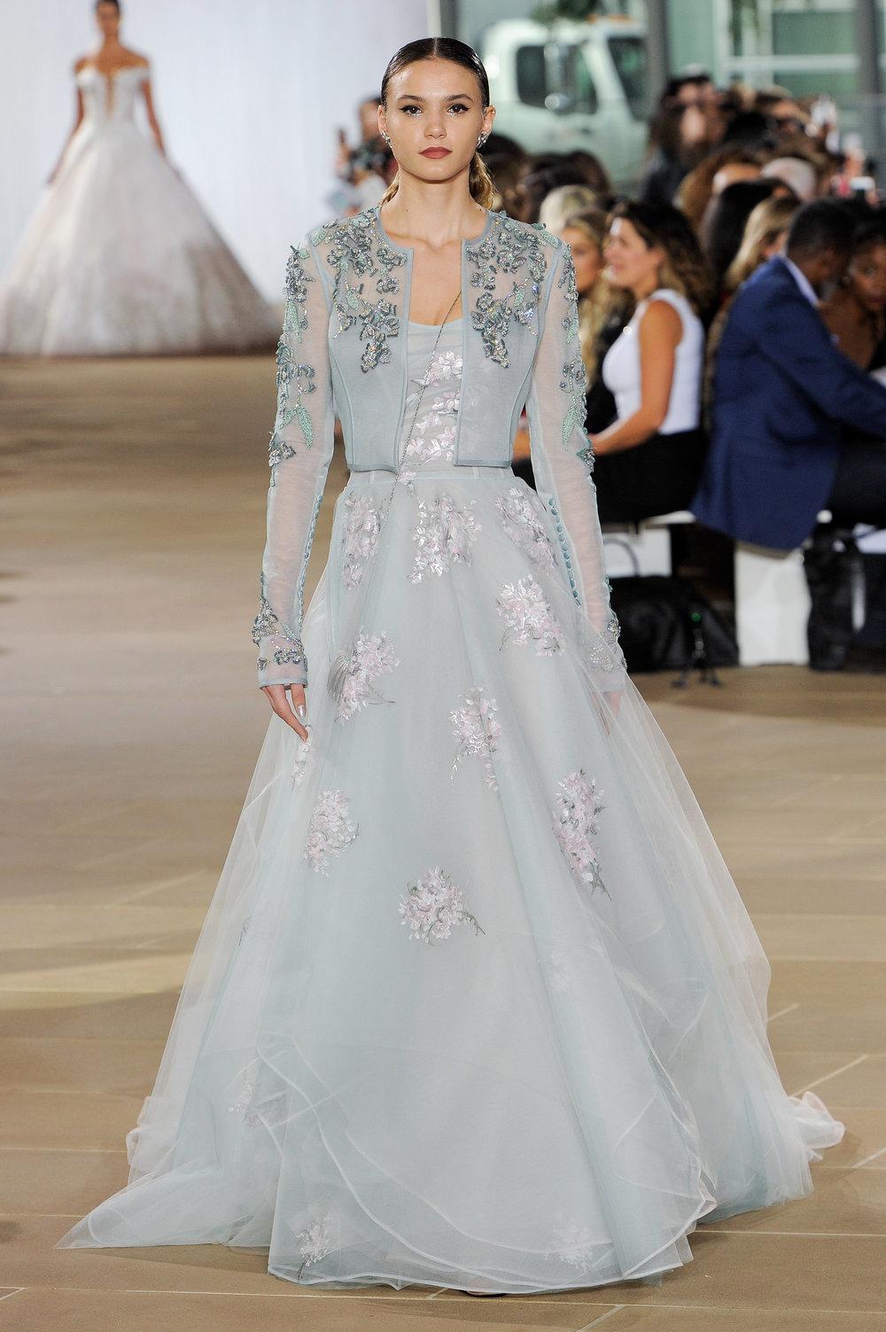 Bridal Fall 2019 Couture   EMILINE    INQUIRE