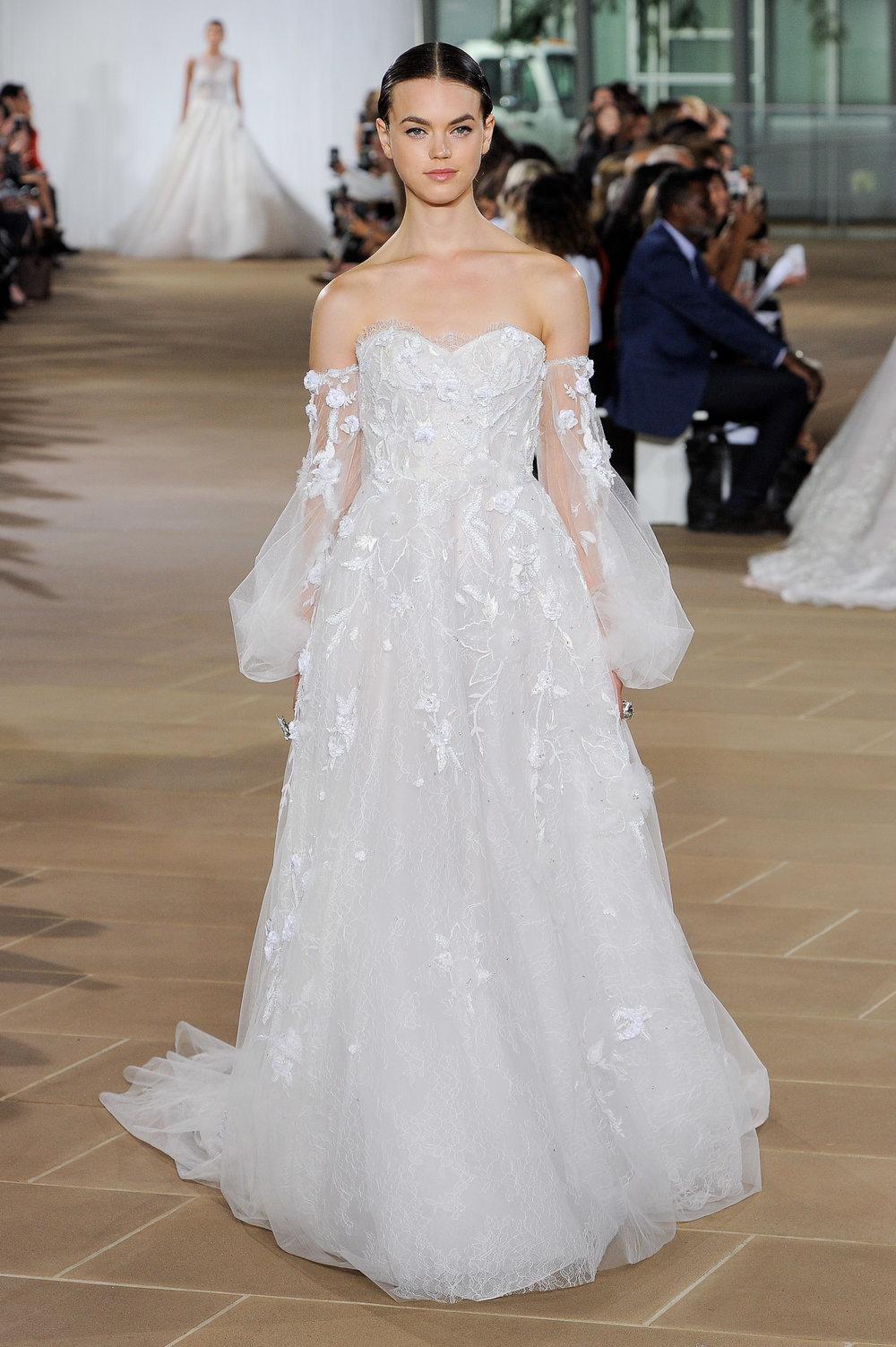 Bridal Fall 2019 Couture   MELIA    INQUIRE