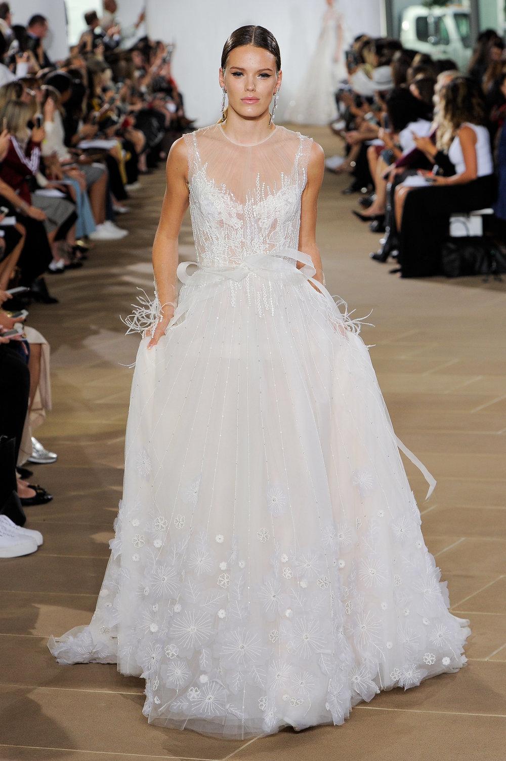 Bridal Fall 2019 Couture   AINE    INQUIRE