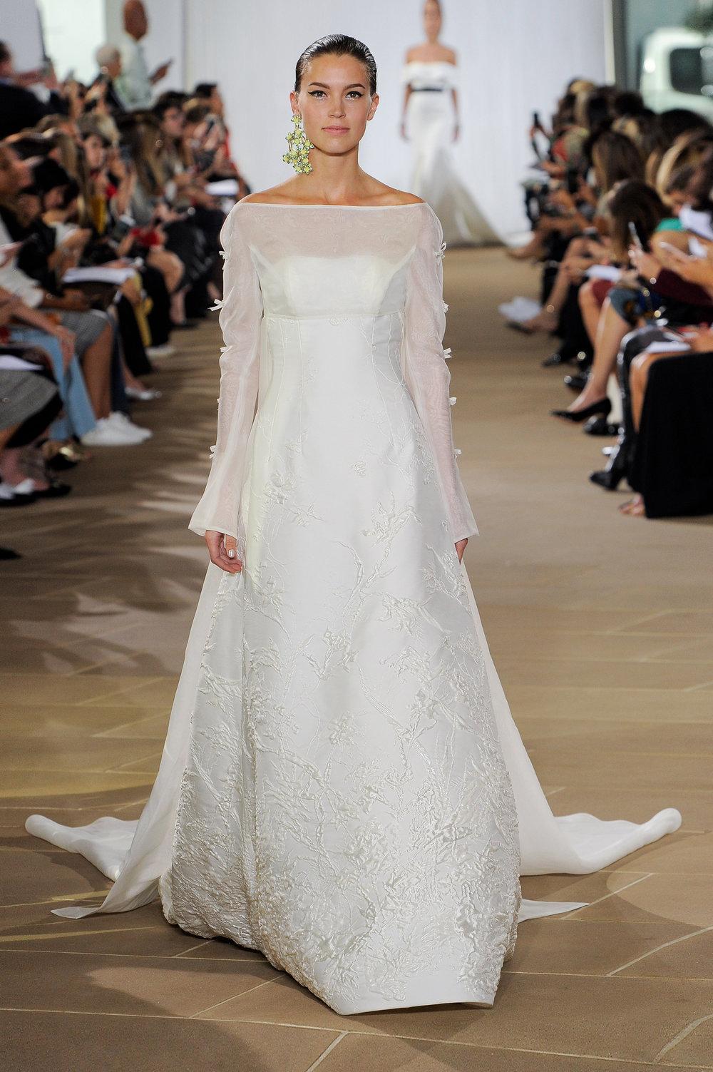 Bridal Fall 2019 Couture   CLARA    INQUIRE