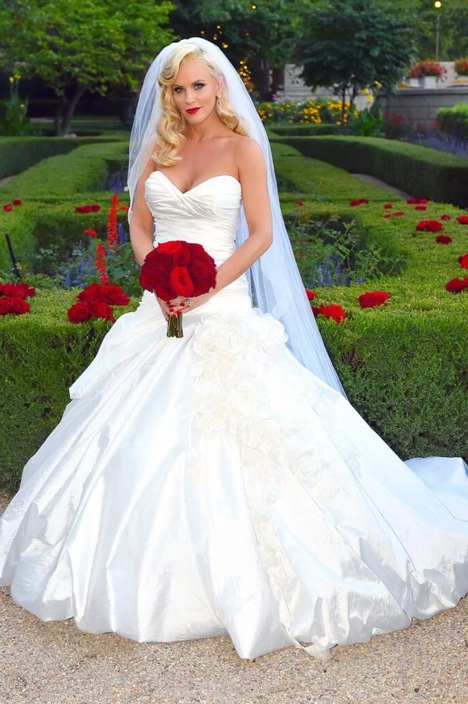 Jenny McCarthy & Donnie Wahlberg Wedding