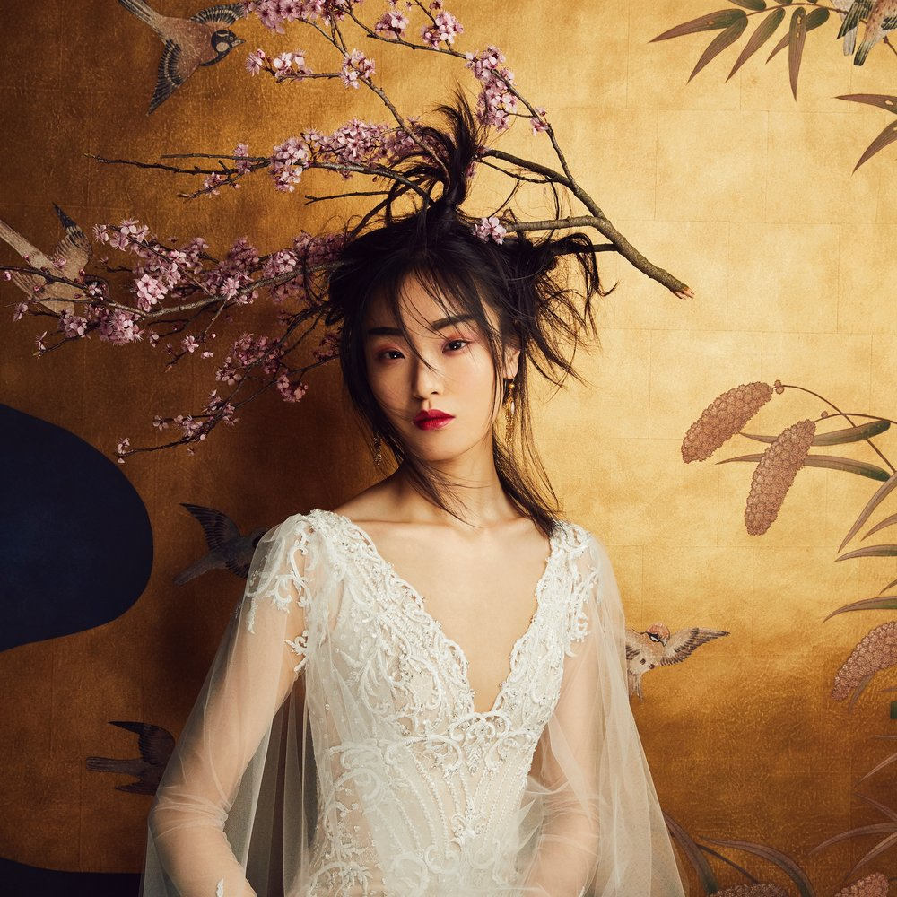 Spring 2019Bridal Couture -
