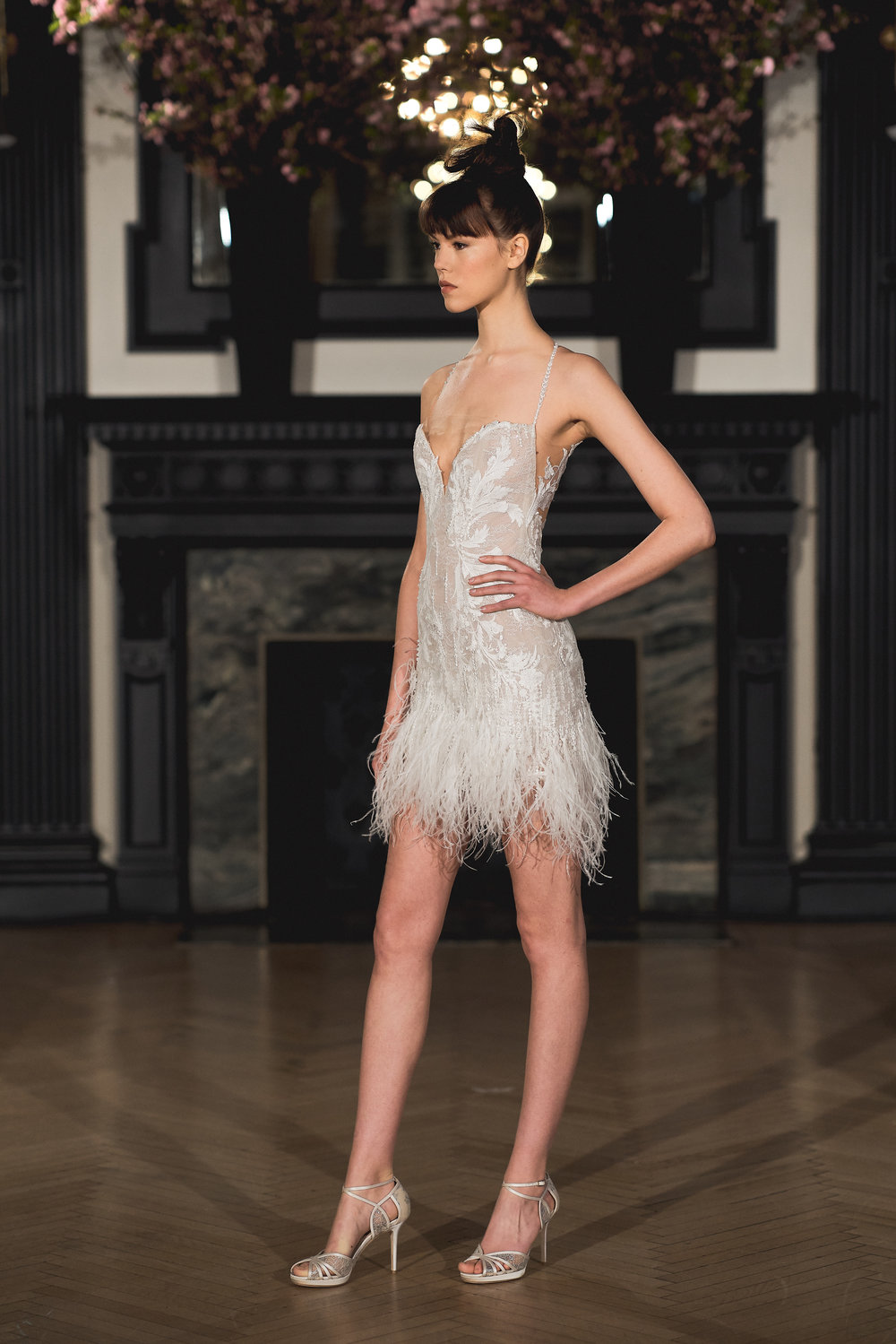 Bridal Spring 2019 Couture   HAILEY    INQUIRE