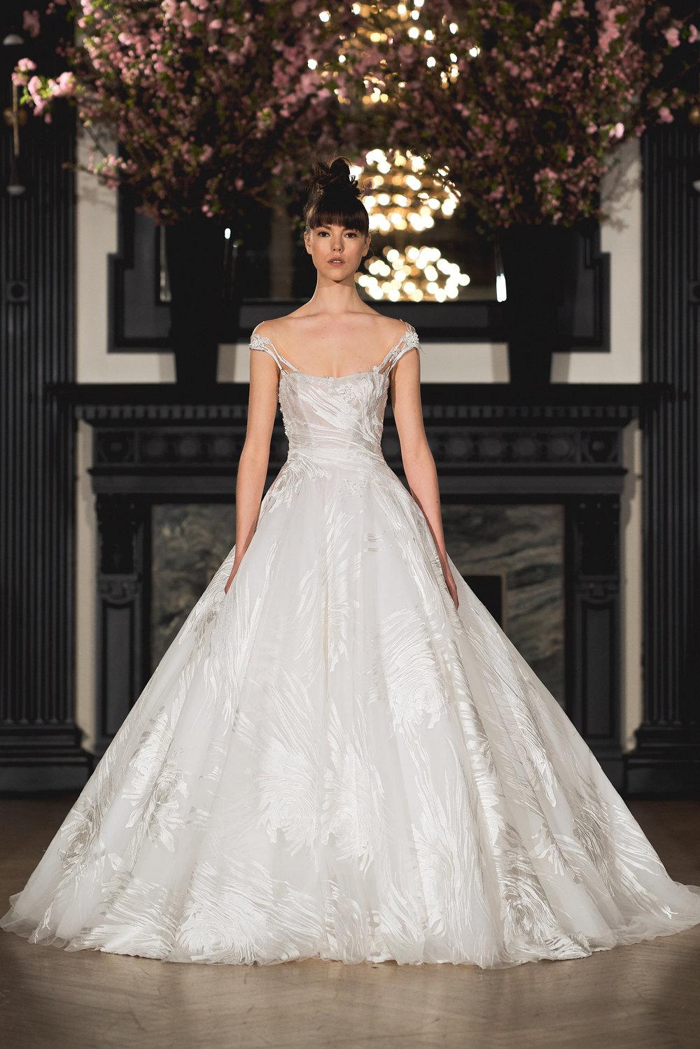 Bridal Spring 2019 Couture   PEYTON    INQUIRE