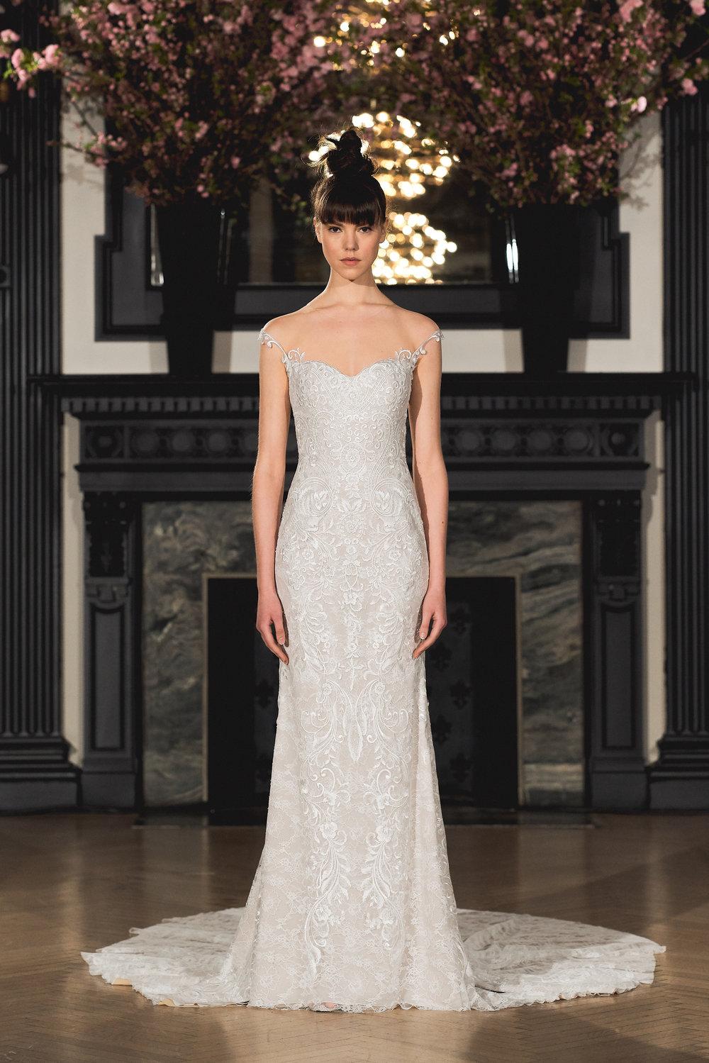 Bridal Spring 2019 Couture   AUBREY    INQUIRE