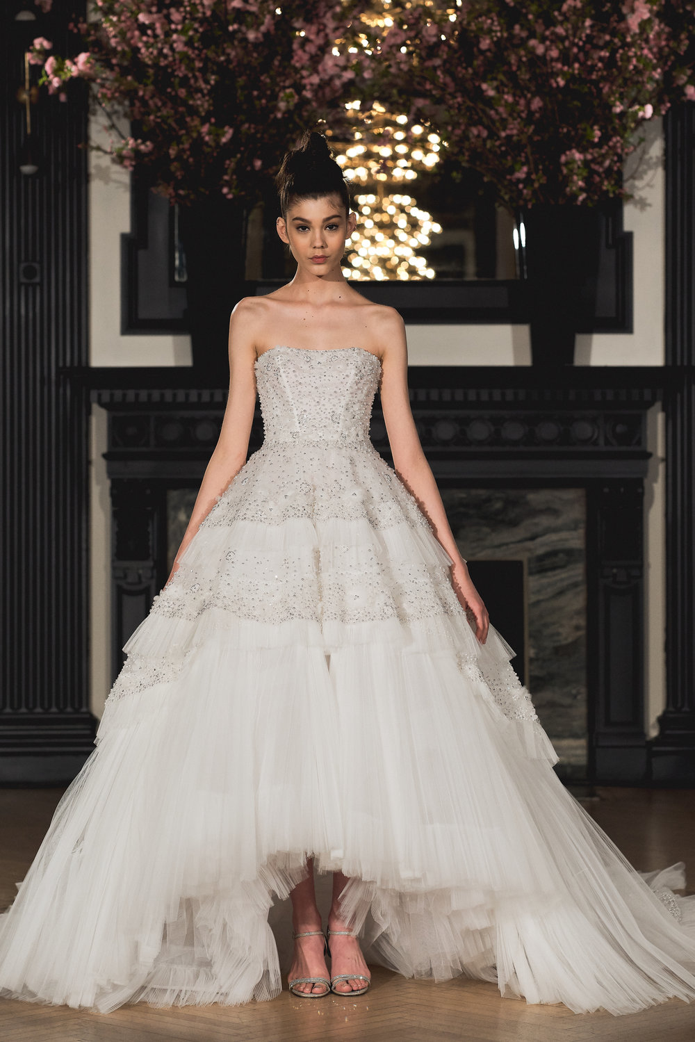 Bridal Spring 2019 Couture   TAYLOR    INQUIRE