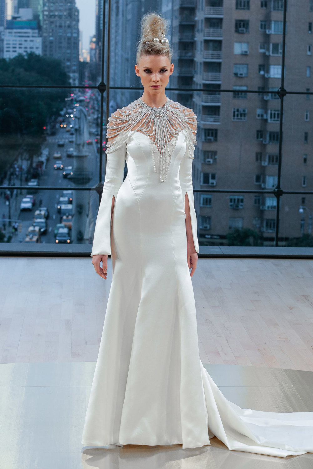 Bridal Fall 2018 Couture   ASTRID    INQUIRE