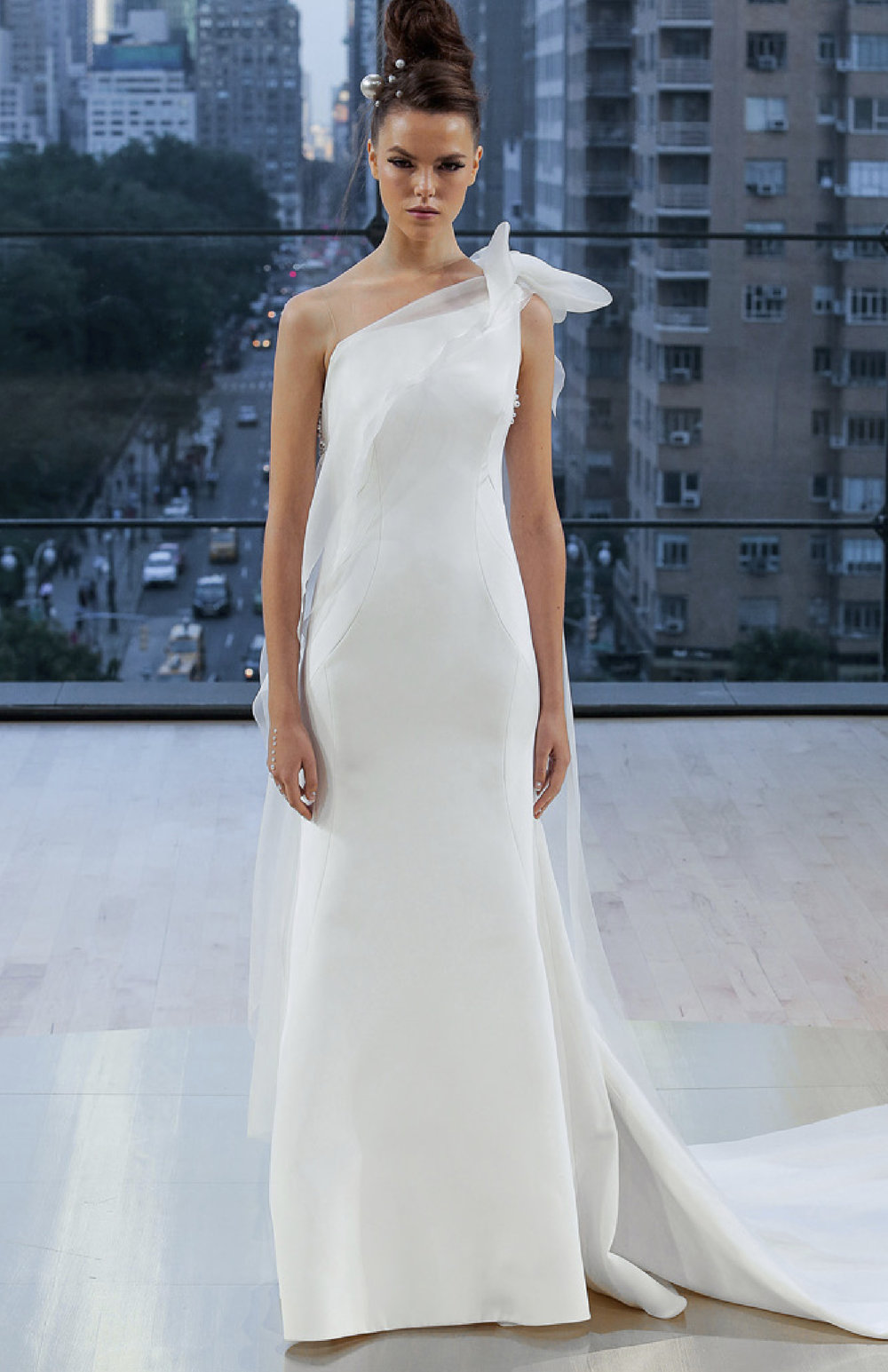 Bridal Fall 2018 Couture   MERCER    INQUIRE