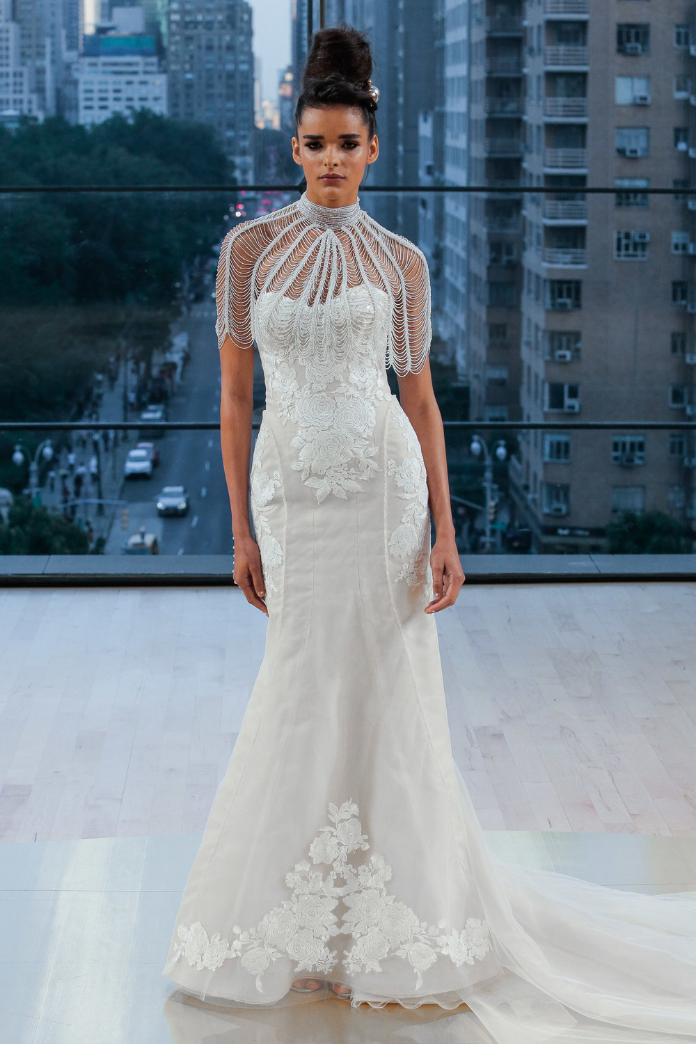 Bridal Fall 2018 Couture   PERRY    INQUIRE