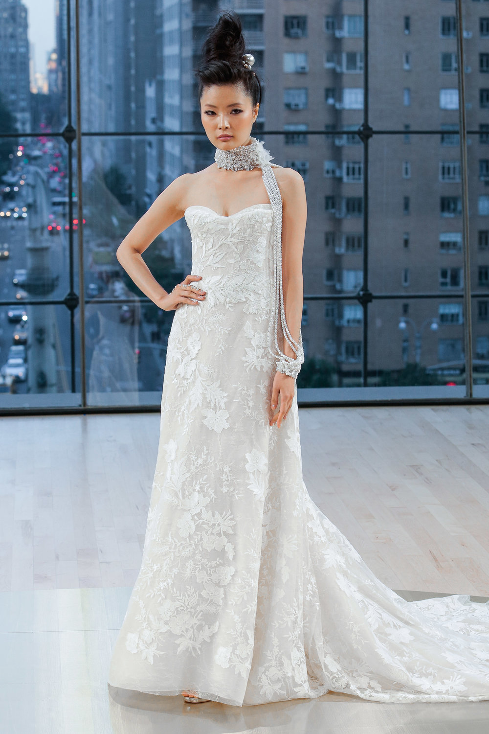 Bridal Fall 2018 Couture   BRYANT    INQUIRE