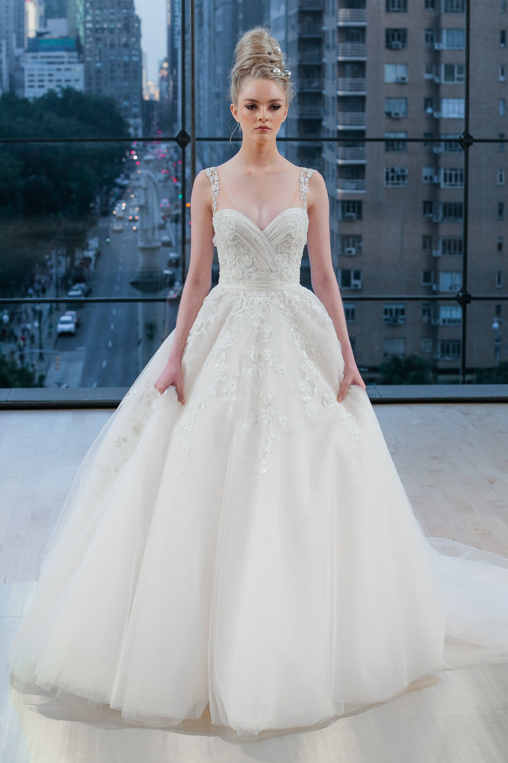 Bridal Fall 2018 Couture   MADISON    INQUIRE