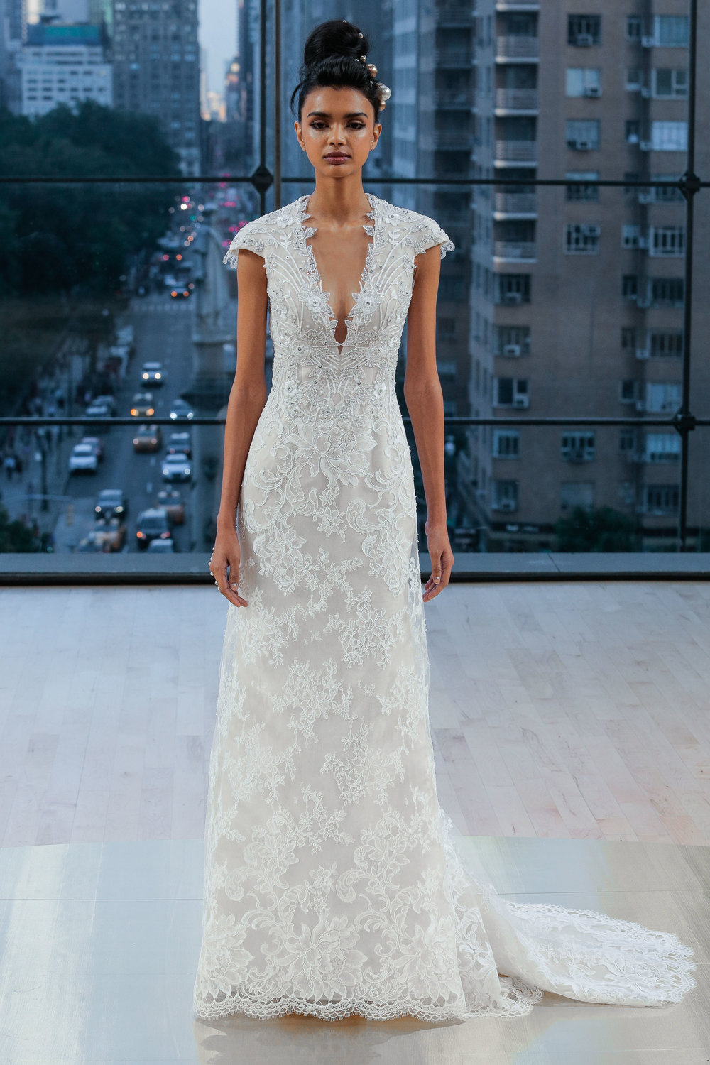 Bridal Fall 2018 Couture   CHELSEA    INQUIRE