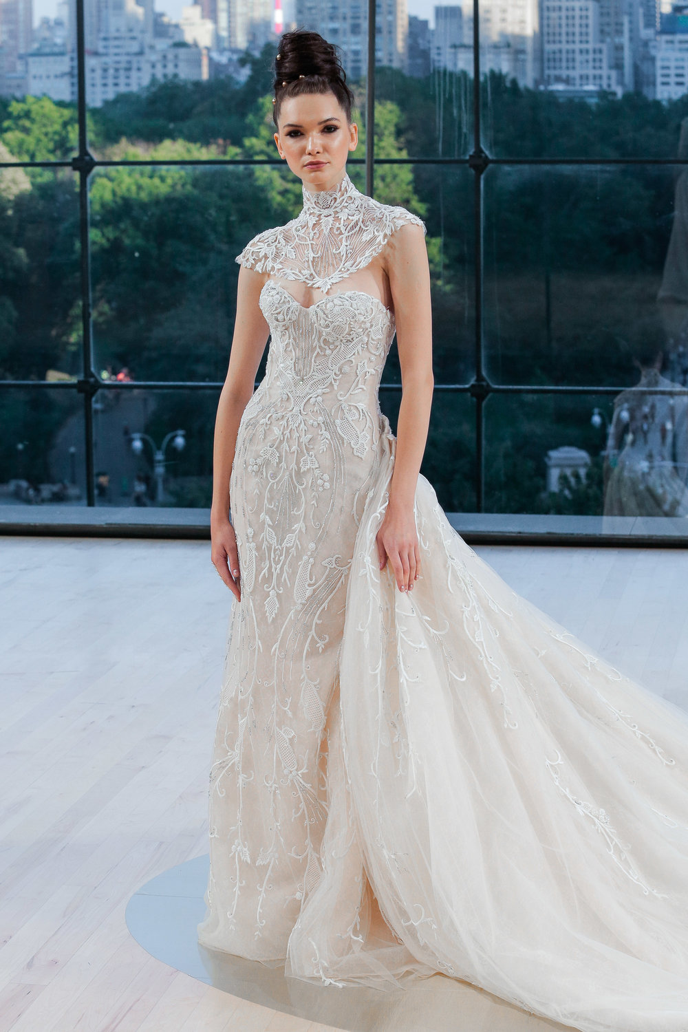 Bridal Fall 2018 Couture   CARNEGIE    INQUIRE