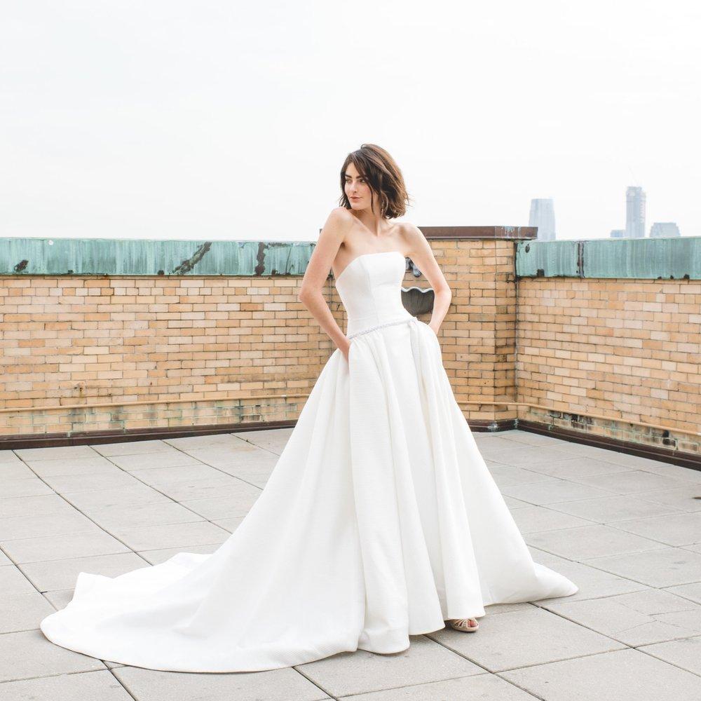 Ines by Ines Di SantoFall 2019 Bridal -