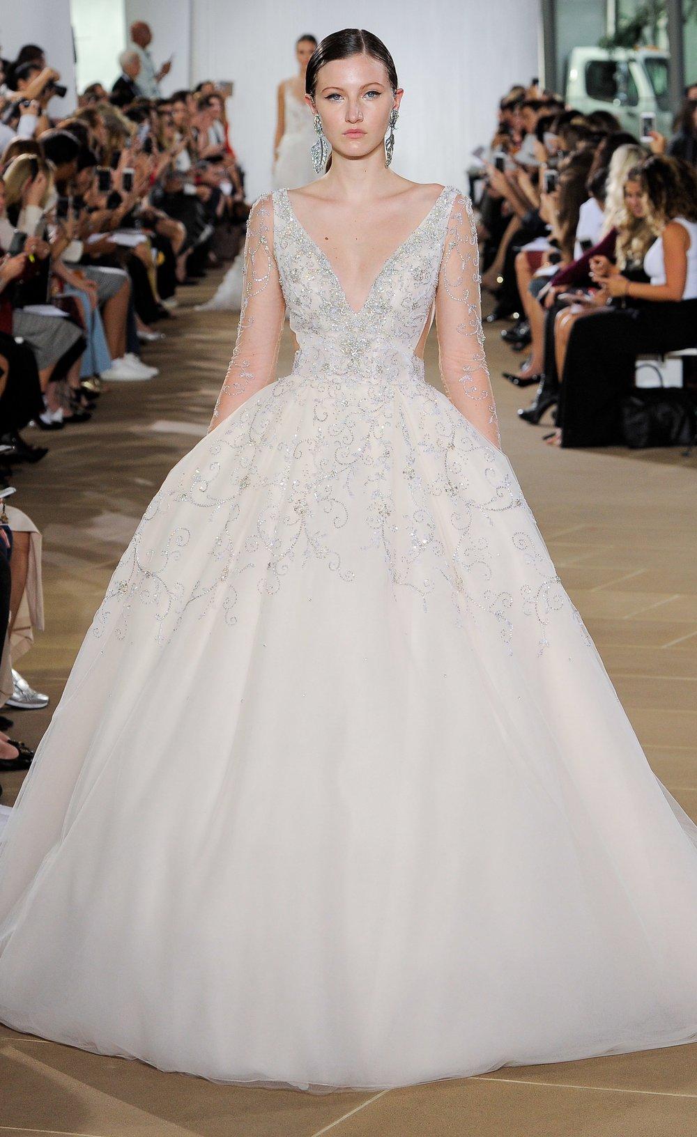Bridal Fall 2019 Couture   CORDELIA    INQUIRE