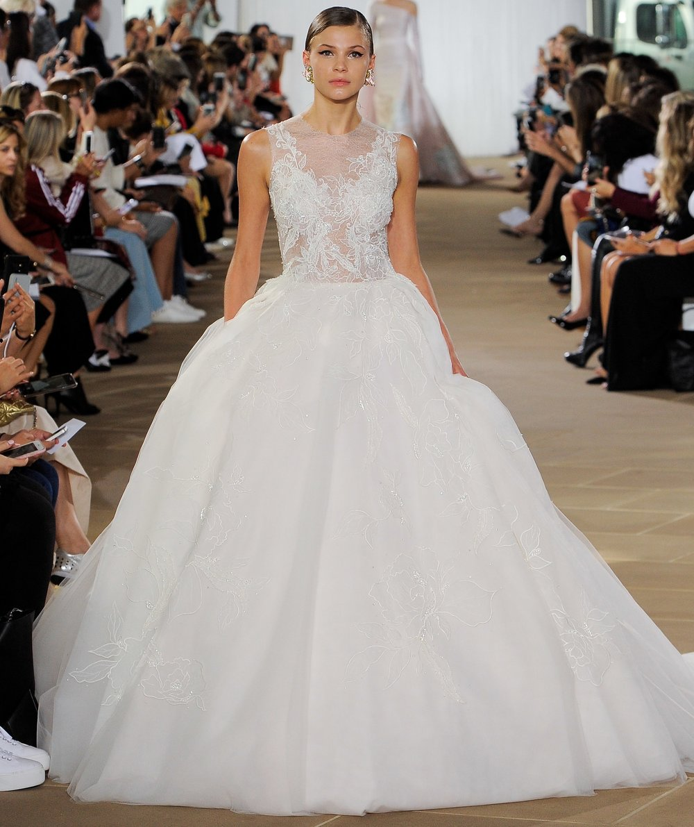 Bridal Fall 2019 Couture   ADELAIDE    INQUIRE