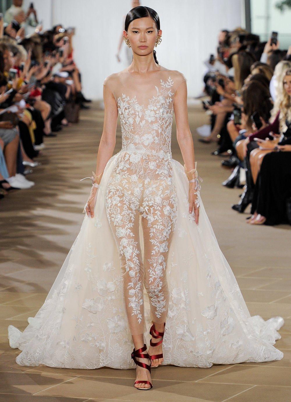 Bridal Fall 2019 Couture   NYX    INQUIRE
