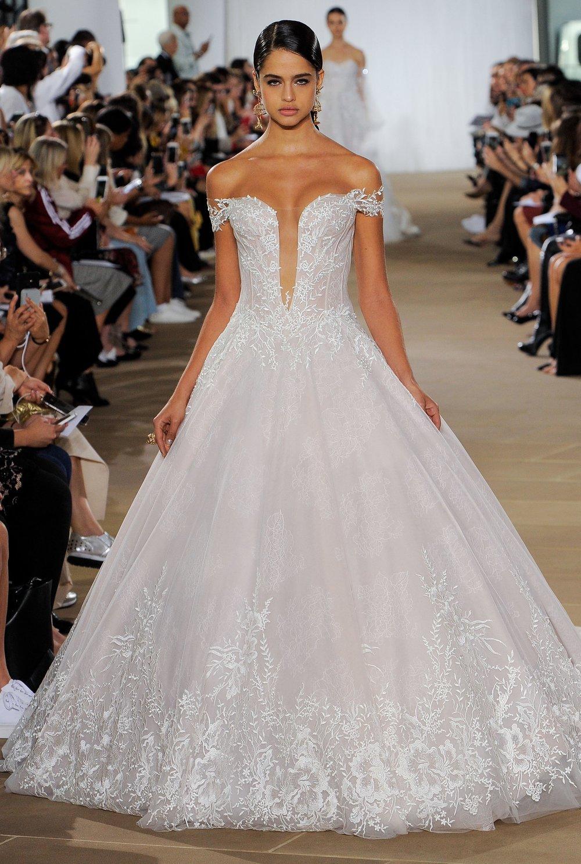 Bridal Fall 2019 Couture   LIGEIA    INQUIRE