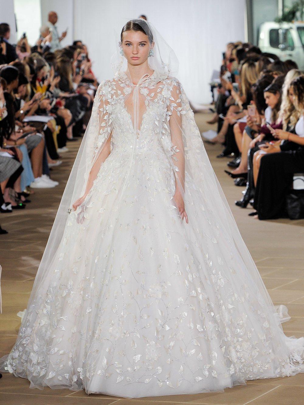 Bridal Fall 2019 Couture   LILIA    INQUIRE