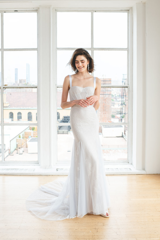 Ines by Ines Di Santo Bridal Fall 2019   YASMIN    INQUIRE