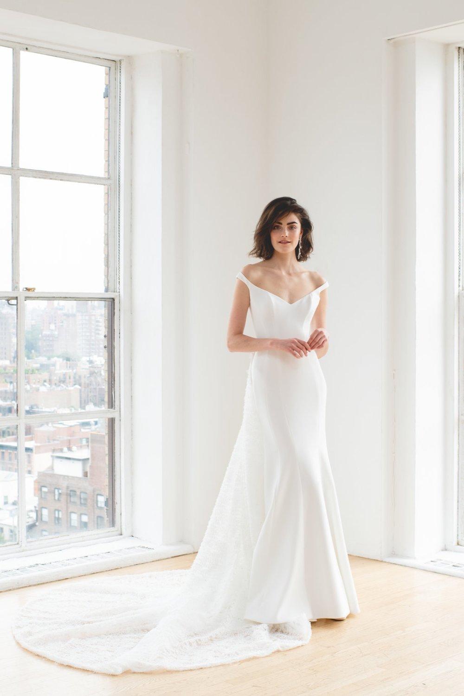 Ines by Ines Di Santo Bridal Fall 2019   MAAIKE    INQUIRE