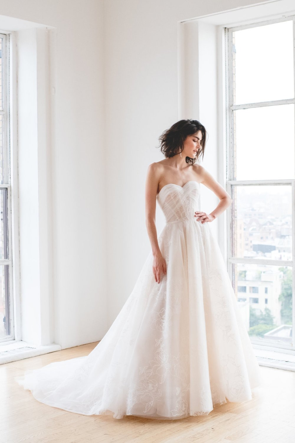 Ines by Ines Di Santo Bridal Fall 2019   JOONY    INQUIRE