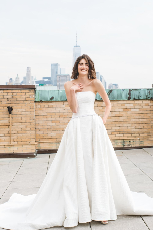 Ines by Ines Di Santo Bridal Fall 2019   MADI    INQUIRE