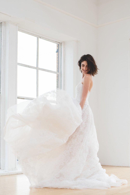 Ines by Ines Di Santo Bridal Fall 2019   ELIZA    INQUIRE