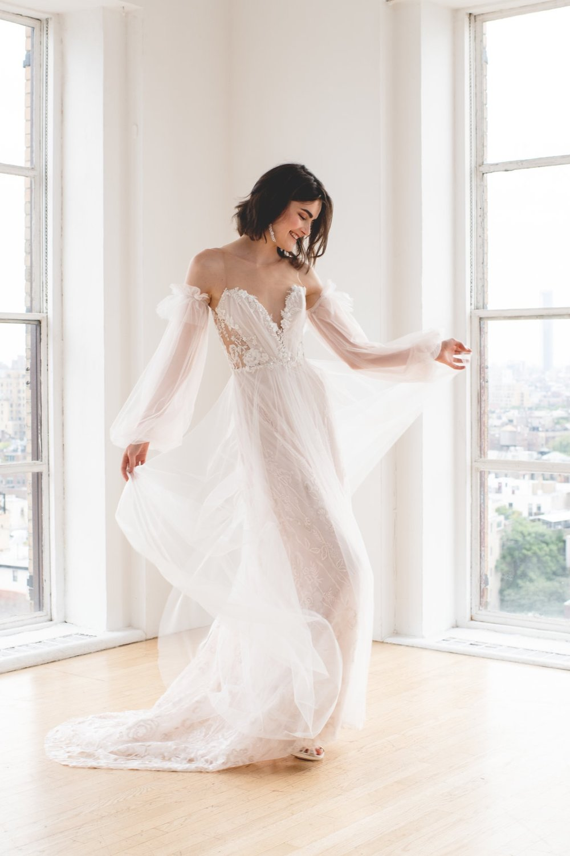 Ines by Ines Di Santo Bridal Fall 2019   LORE    INQUIRE