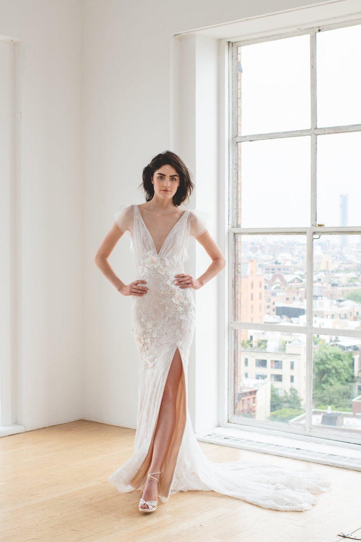 Ines by Ines Di Santo Bridal Fall 2019   KAROLINA    INQUIRE
