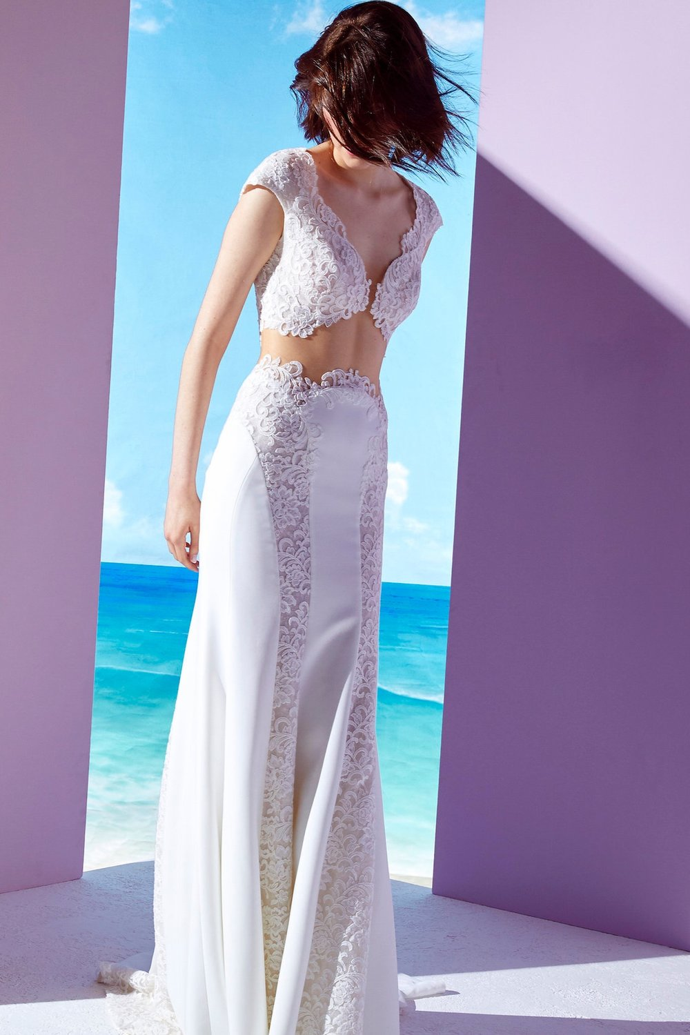 Ines by Ines Di Santo Bridal Spring 2019   TABITHA    INQUIRE