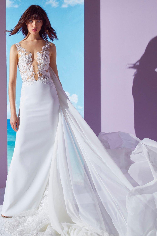 Ines by Ines Di Santo Bridal Spring 2019   NADJA    INQUIRE