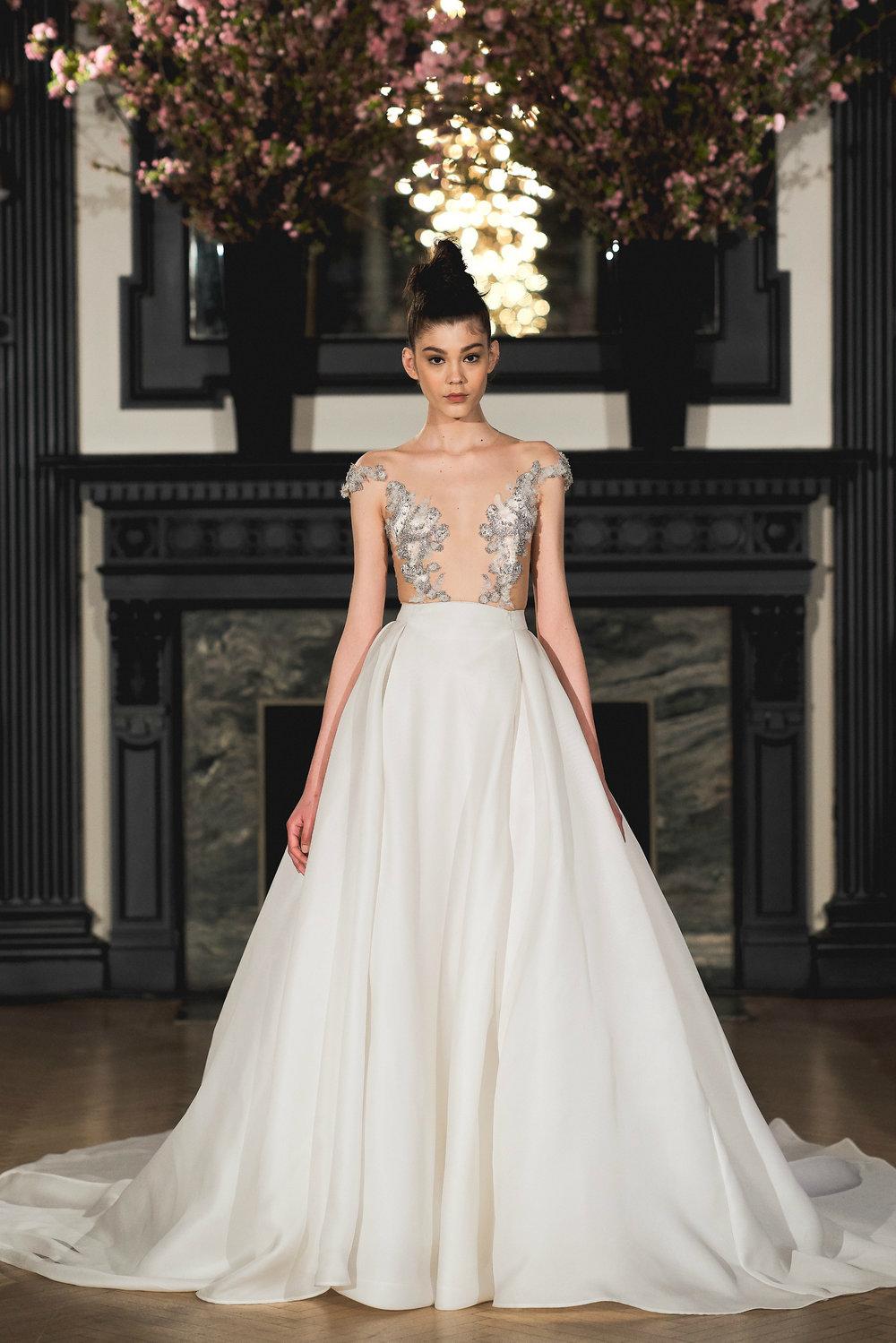 Bridal Spring 2019 Couture   ELLIE    INQUIRE