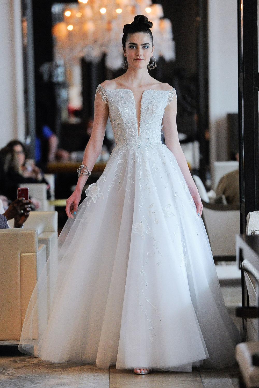 Bridal Spring 2020 Couture   BLU    INQUIRE