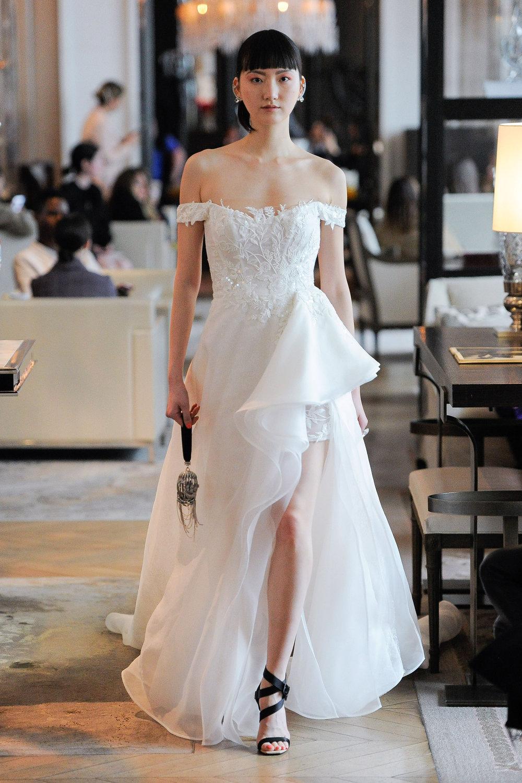 Bridal Spring 2020 Couture   SHORE    INQUIRE