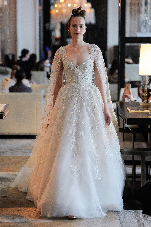 Bridal Spring 2020 Couture   FLORA    INQUIRE