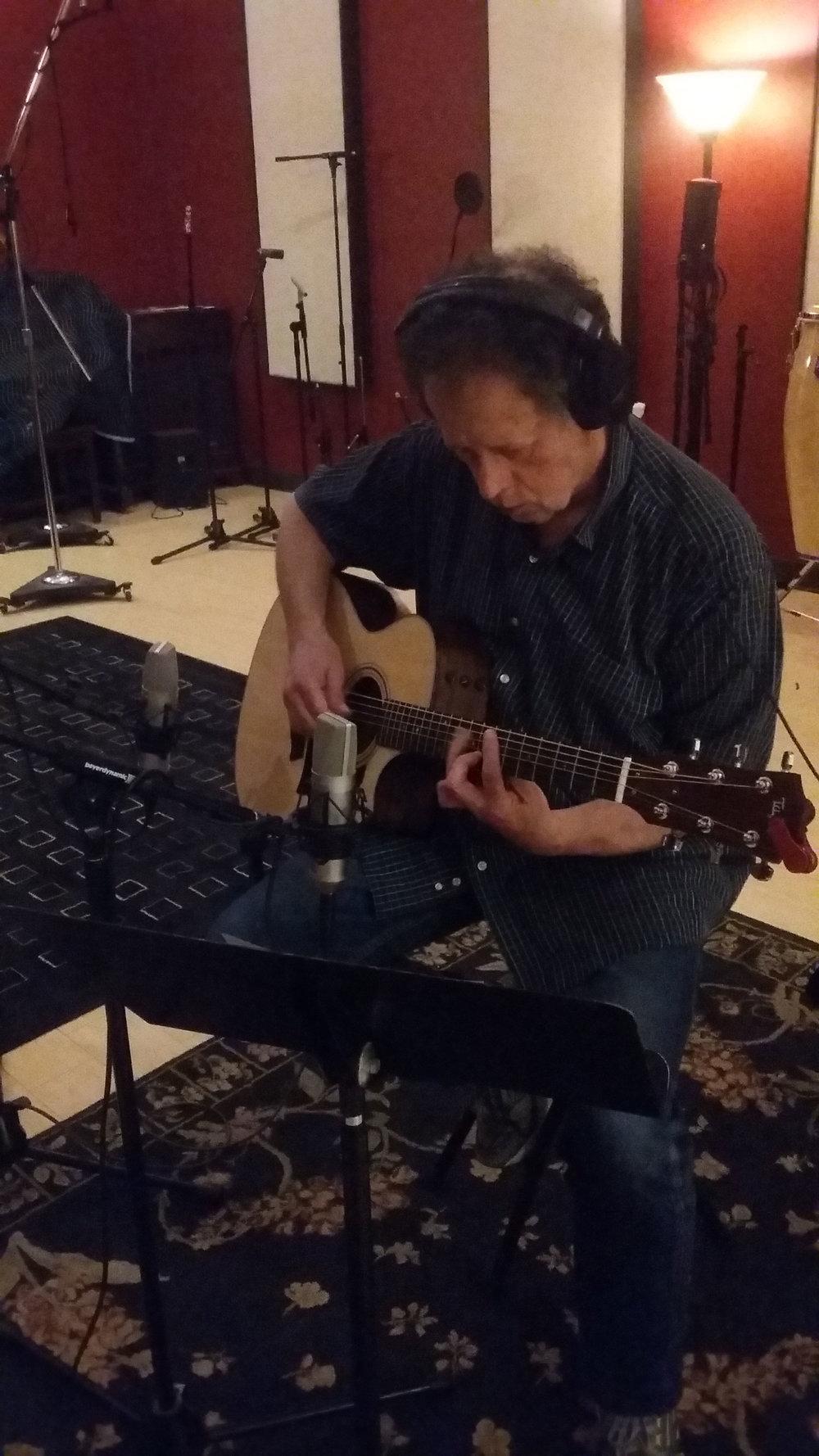 CD Recording---Fuse Recording, Lincoln, 2017
