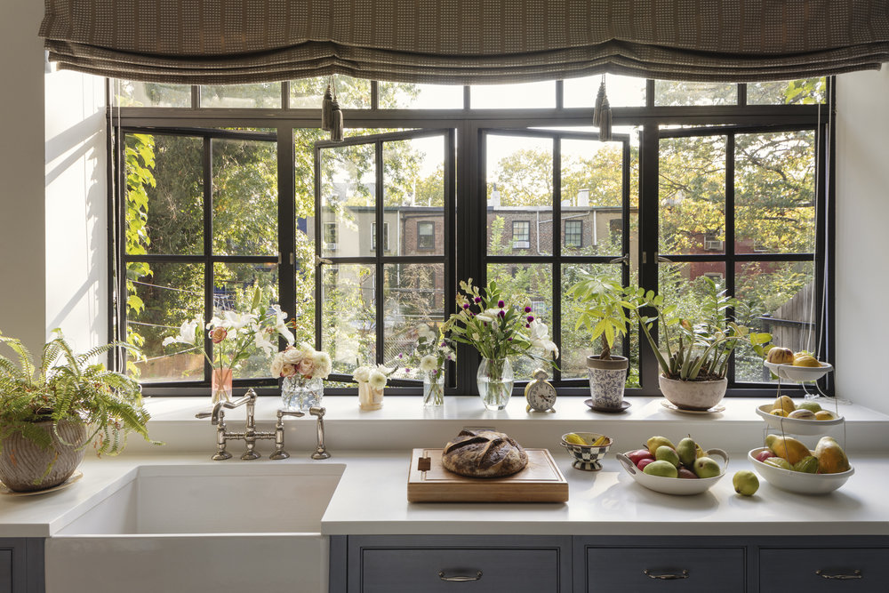 Lauren Stern Design Kitchen Brooklyn Brownstone