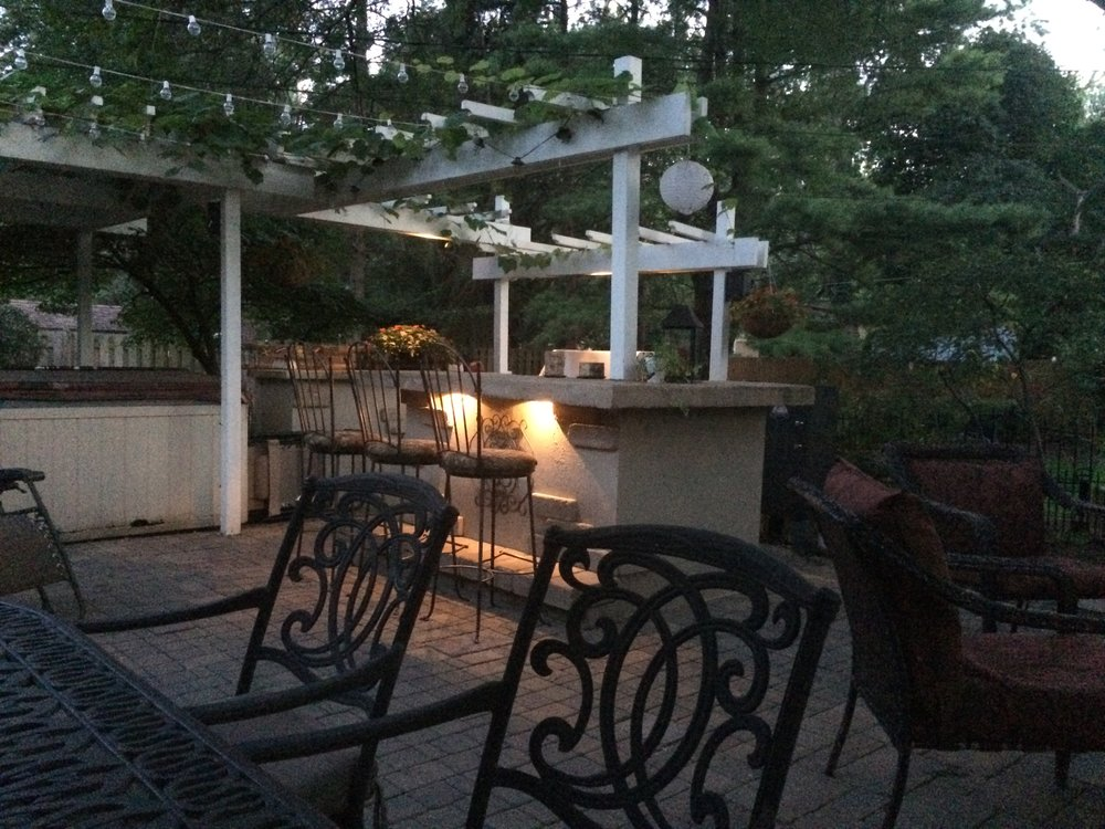 Back Patio at Twilight.JPG