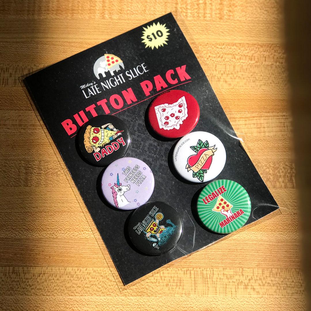 LNS Button Pack