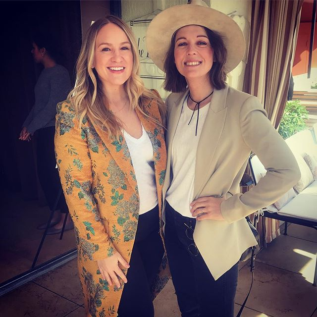 This woman. I can't say enough good things about her. Her humanness and her artistry equally blow me away! Go listen now.  Good luck to you @brandicarlile ! #grammys2019 #nominations #songoftheyear #recordoftheyear #albumoftheyear #personoftheyear  #bythewayiforgiveyou #thejoke #brandicarlile