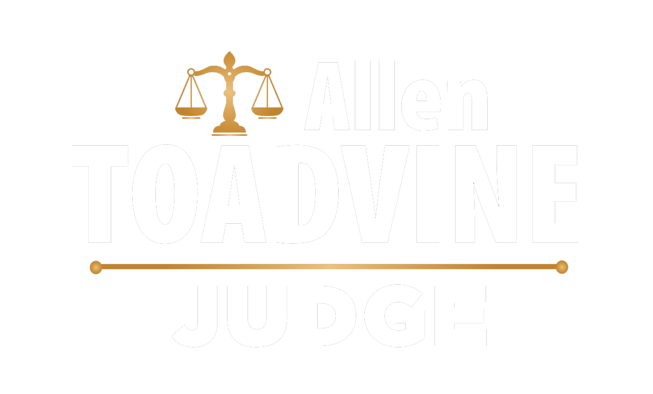 Allen Toadvine for Bucks County Judge