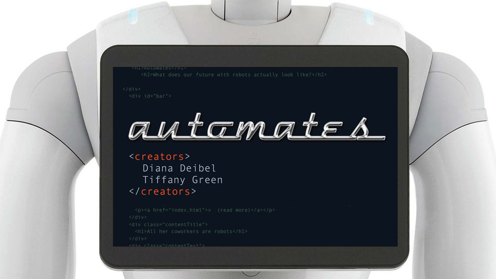 One passionate experience designer is out to automate the world and prove that robots can be just as human as people. Unfortunately for her, these robots may actually prove her right.
