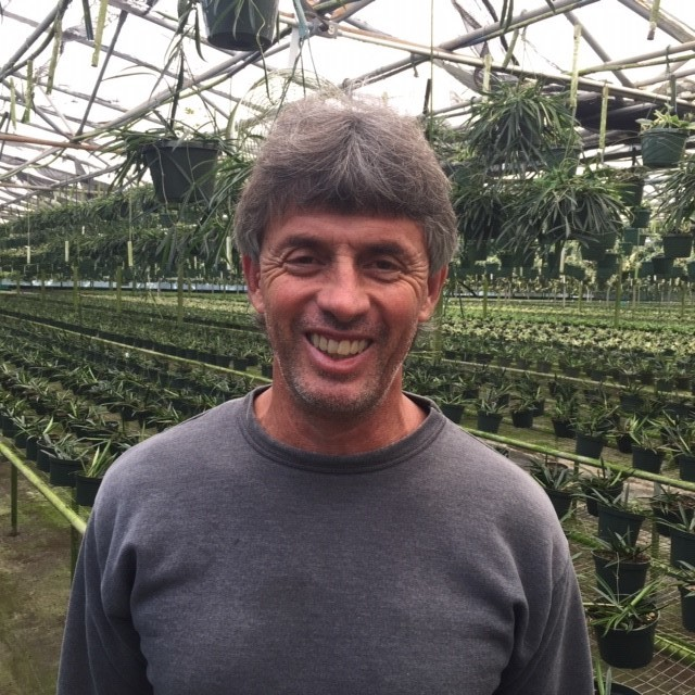 Robert Howell - Greenhouse Manager
