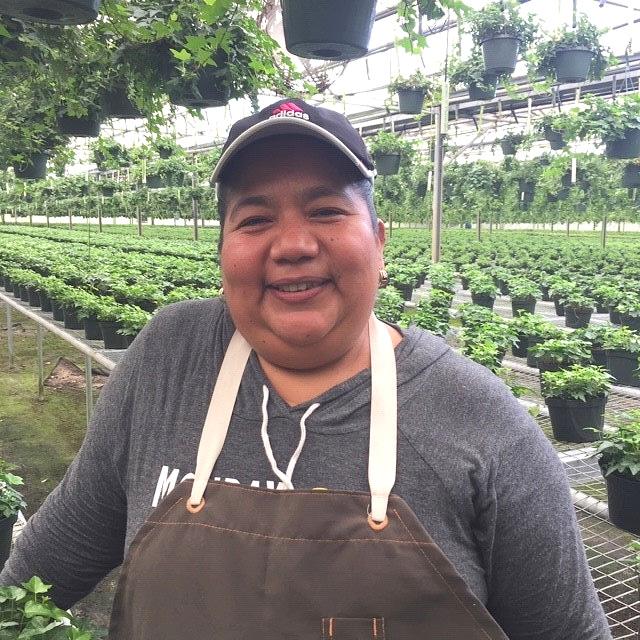 Rosario Herrera - Greenhouse Supervisor