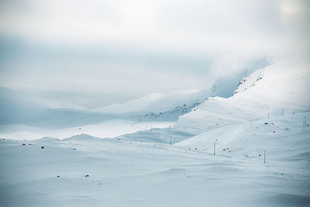 Ice Road, Norway