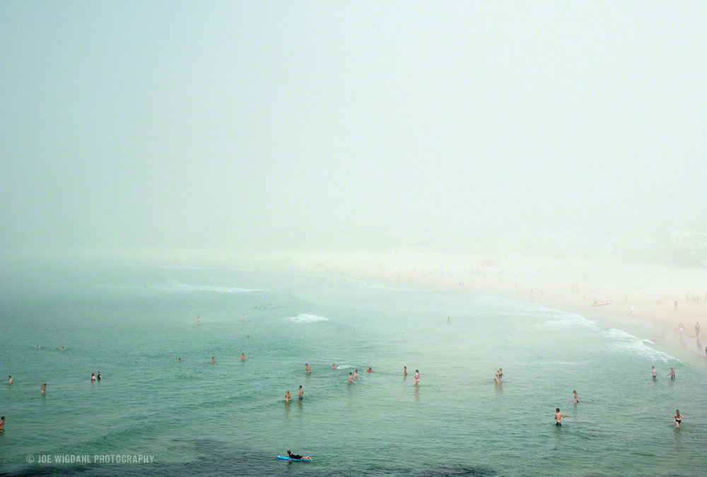 "Head On Landscape Finalist ""Bondi in the Fog"""