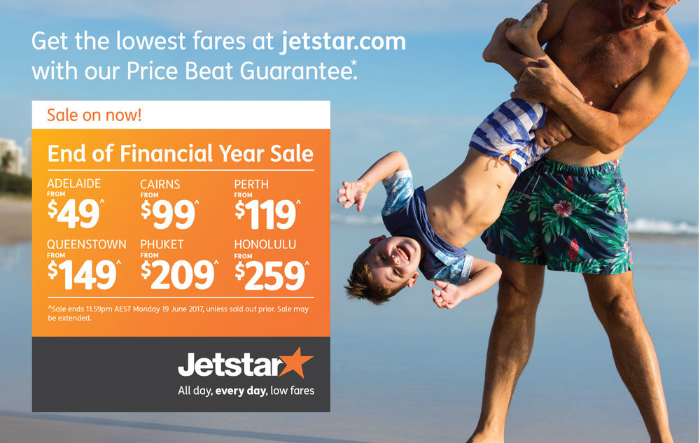 Jetstar Gold Coast