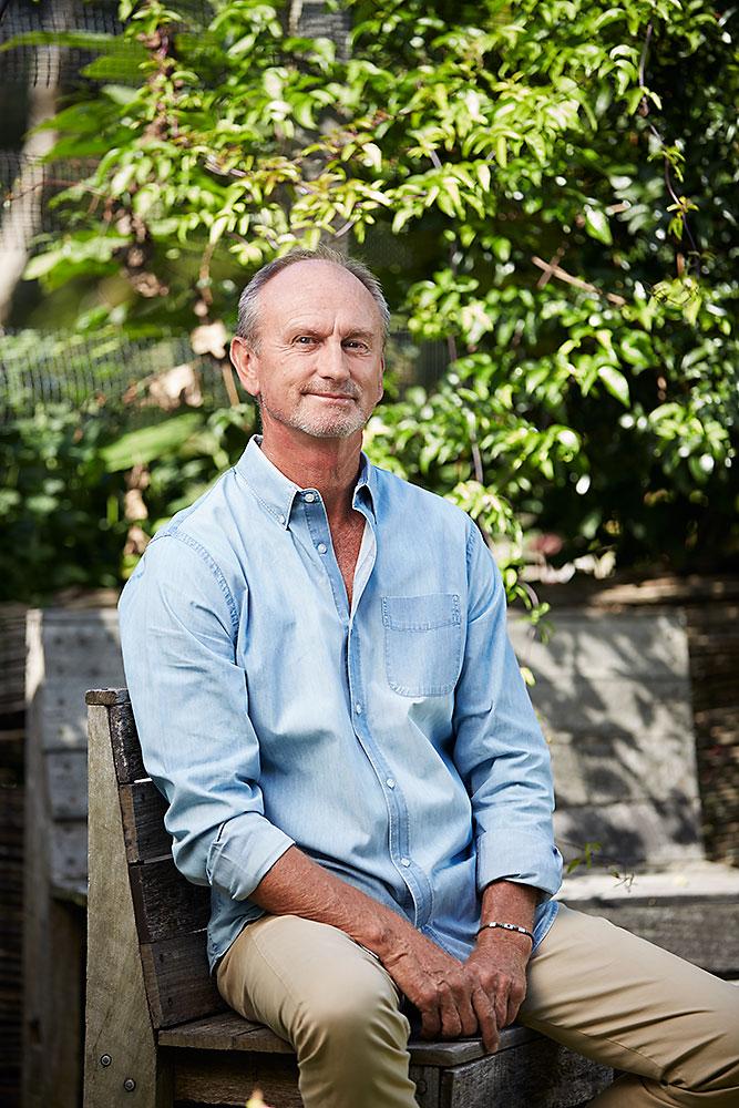 David Johnston, Head of Weleda Australia