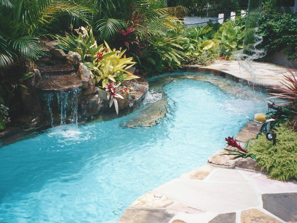 Hardscaping Relationships - ① We maintain great relationships with several licensed contractors if you require services for pools, fences, outdoor kitchens, or driveways.